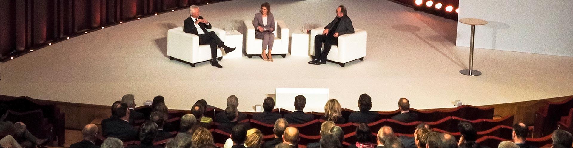 Training Veranstaltungsmoderation – Interviews, Gespräche und Podiumsdiskussionen sicher und erfolgreich moderieren