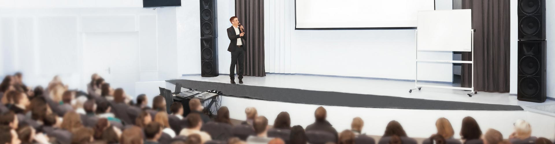 Seminar Rhetorik: Render- und Präsentationstraining – erfolgreich sprechen, präsentieren und Vorträge halten