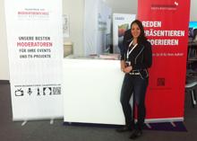 Jenny Winkler auf der Eventplaza 2015