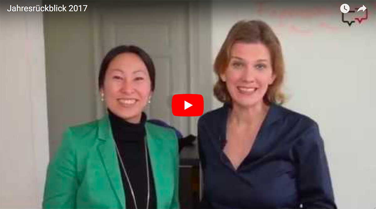 Video: Unser Jahresrückblick 2017