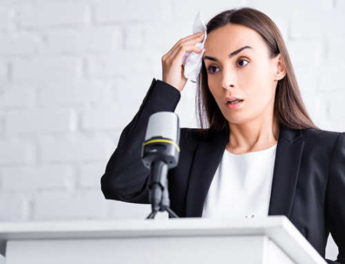 Stress lass nach – die 5 besten Tipps gegen Lampenfieber