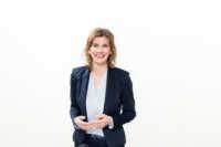 Nicole Krieger, Leiterin Moderatorenschule Baden-Würtemberg